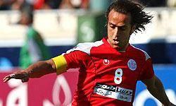 قرارداد اصلاح شده كريمي به باشگاه پرسپوليس ارسال شد