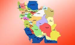 شهرستان خور بيابانك به نقشه تقسيمات كشوري اضافه شد