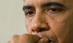 باراك اوباما تحريمها عليه سوريه را تمديد كرد