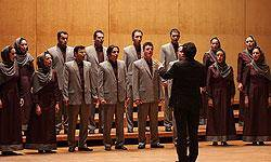قطعات اجرا نشده باخ در تالار وحدت نواخته ميشود