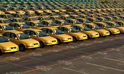 45 هزار دستگاه از محصولات ايران خودرو وارد ناوگان تاكسيراني ميشود