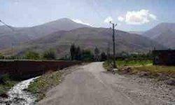 جاده روستايي در مناطق كوهستاني مينودشت احداث ميشود