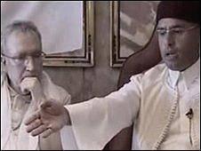 لیبی رابطه تجاری را علت آزادی مقراحی عنوان کرد
