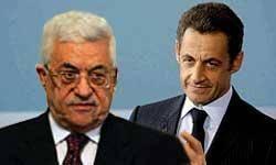 ساركوزي و عباس 14 شهريور در پاريس ديدار ميكنند