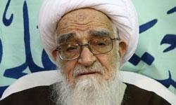 آيتالله صافي گلپايگاني درگذشت عبدالعزيز حكيم را تسليت گفت