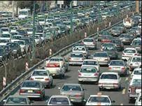 • بزرگراه های شمال تهران ...