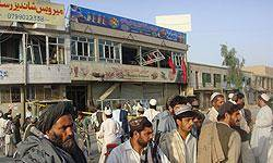 ناتو طالبان را مسئول انفجار شب گذشته در قندهار دانست