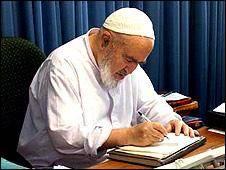 آیت الله منتظری به نامه روزنامه نگاران و فعالان پاسخ داد