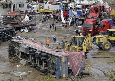 رئیس جمهور با ابراز تأسف از خسارت های وقوع سیل در ترکیه مراتب همدردی خود را با دولت و ملت این کشور اعلام کرد.