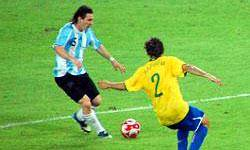 پاراگوئه صعود كرد، آرژانتين به حذف نزديك شد