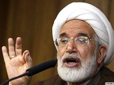 کروبی: اگر خمینی زنده بود نتایج انتخابات را باطل اعلام می کرد