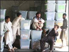 نتایج شماری دیگر از آراء انتخابات افغانستان اعلام شد