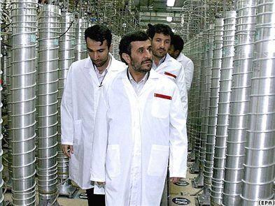 توپ هستهای در زمین جمهوری اسلامی