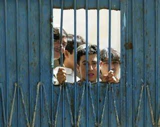 • فرار اعضای القاعده از زندان ...