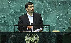 سخنان احمدينژاد در سازمان ملل، تيتر رسانههاي آلماني بود