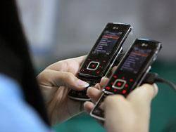 قطع تلفن همراه در ورزشگاه آزادی و غرب تهران
