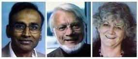 • نوبل شیمی هم به سه نفر رسید