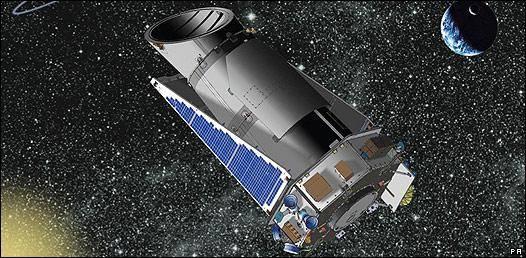 'کپلر' برای یافتن سیارات قابل سکونت به فضا رفت