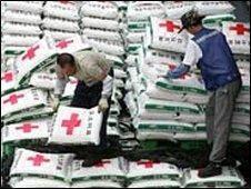 'وضع ذخیره غذایی کره شمالی بحرانی است'
