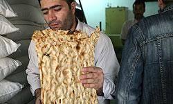 نرخ جديد 12 نوع نان سنتي در تهران اعلام شد