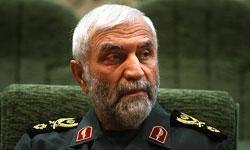 سردار همداني فرمانده سپاه تهران بزرگ شد