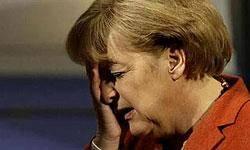صدراعظم آلمان به همسر بازيكن هانوفر تسليت گفت