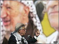 محمود عباس: صلح با اسرائیل غیرممکن شده است