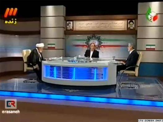 رييس صدا و سیما حضور موسوى و كروبى در تلويزيون را «مشروط» دانست