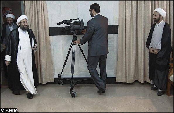 گزارش تصویری/ دیدار معاونین آموزش دادگستری ها با رئیس قوه قضائیه