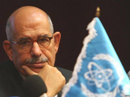 البرادعی: توپ در زمین ایران است