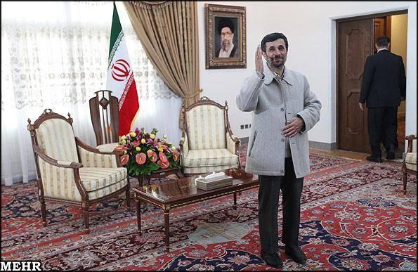گزارش تصویری/ دیدار وزیر امورخارجه ترکیه با رئیس جمهور در تبریز