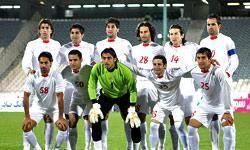 فوتبال ايران يك پله سقوط كرد