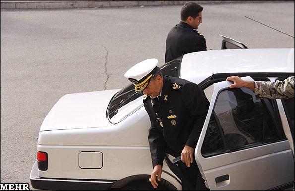 گزارش تصویری/ نشست خبری فرمانده نیروی دریایی ارتش