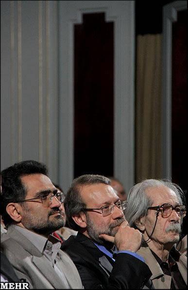 گزارش تصویری/ مراسم اختتامیه جایزه جلال آل احمد