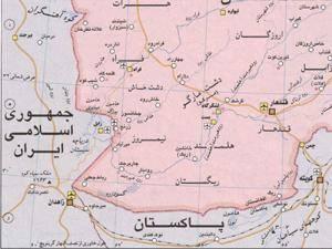 واگذاری حکومت مناطق هم مرز با ایران به طالبان