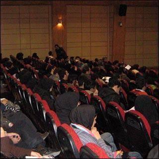 """گزارش کامل همایش """"سبزها و جامعه"""" در دانشگاه تهران:"""