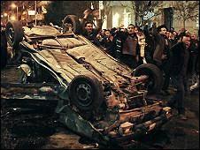 مصر یک گروه فلسطینی را مسئول حمله به کلیسای اسکندریه معرفی کرد