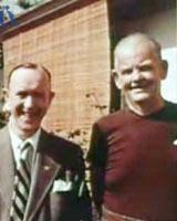 لورل و هاردی از جوانی تا پیری / عکس