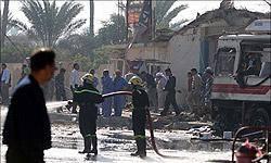 انفجار دو خودروي بمبگذاري شده در كربلاي معلي