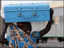 ۹۹ درصد از مردم در جنوب سودان به استقلال رای دادند