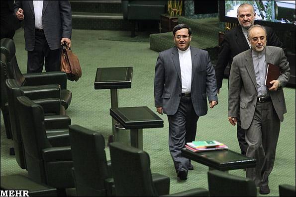 گزارش تصویری / رای اعتماد مجلس به وزیر پیشنهادی وزارت امور خارجه -1