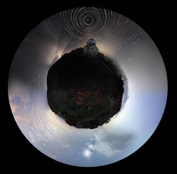 تصویر بینظیری که عکاس برای گرفتن آن یک شبانهروز نخوابید / عکس