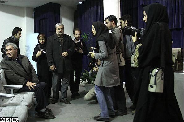 گزارش تصویری/ رونمایی از مجموعه فیلمهای ابراهیم حاتمیکیا