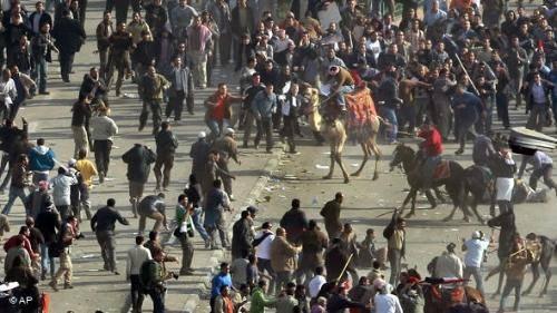 گزارش از میدان التحریر قاهره: