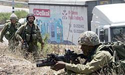 صهيونيستها 100 زن فلسطيني را در نابلس ربودند
