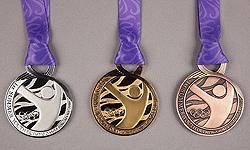 يك طلا، 2 نقره و 2 برنز حاصل تلاش ورزشكاران در روز سوم