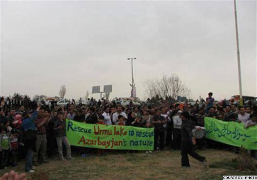 درخواست برای آزادی بازداشتشدگان ۱۳ فروردين در تبریز و ارومیه