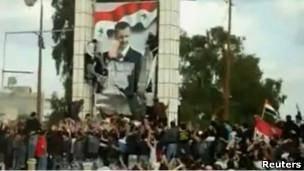یک نماینده مجلس سوریه، خشونت های درعا را محکوم کرد