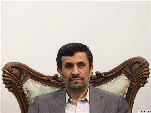 نامگذاری جدید احمدی نژاد برای کابینه؛ دولت مهر ورز به «دولت انتظار» تغییر نام داد