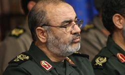 تاكيد جانشين فرمانده سپاه بر نابودي كامل گروهك منافقين